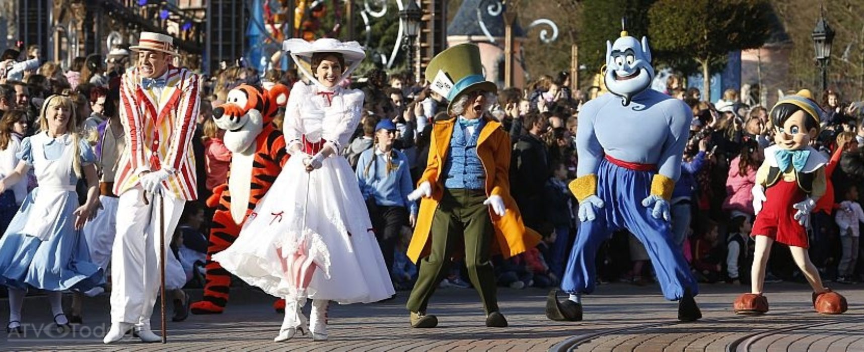 Video Special: 25th Anniversary of Disneyland Paris