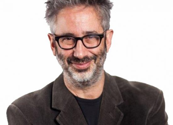 David Baddiel to take on Channel 4 continuity announcer role