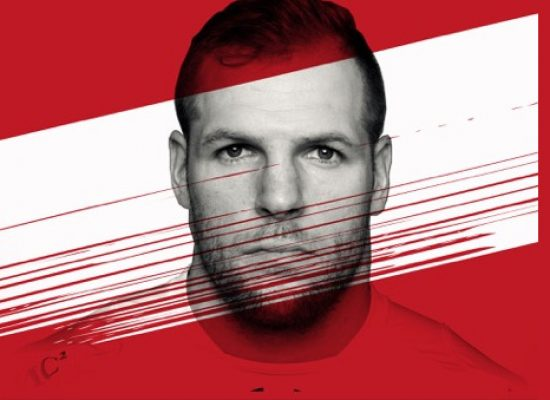 England Rugby Union and Wasps player, James Haskell is taking to the DJ booth