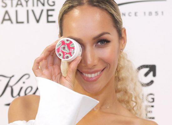 Kiehl's teams up with MTV Staying Alive and Leona Lewis