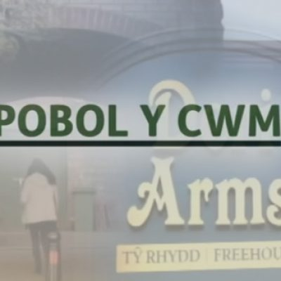 Production to resume on Pobol y Cwm next week