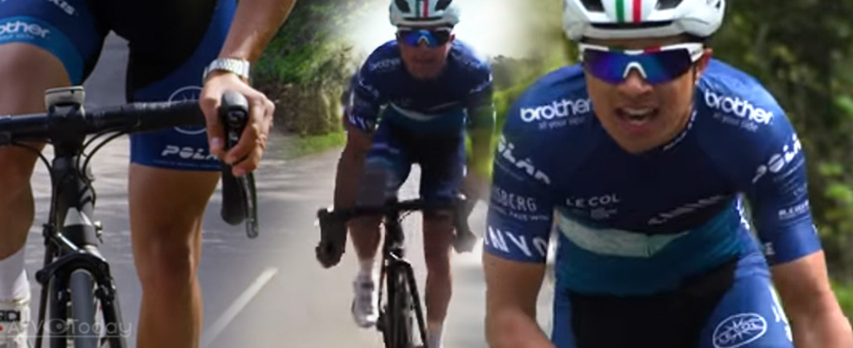 ITV4 return to the Tour de France