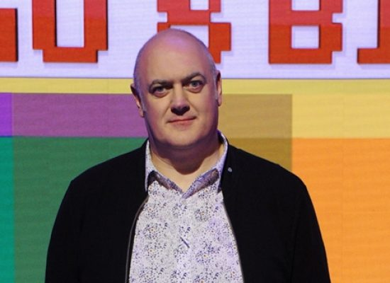Dara O Briain's Go 8 Bit gets spin-off series with Go 8 Bit DLC