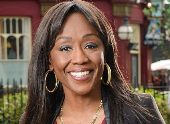 Diane Parish praises EastEnders poverty storyline