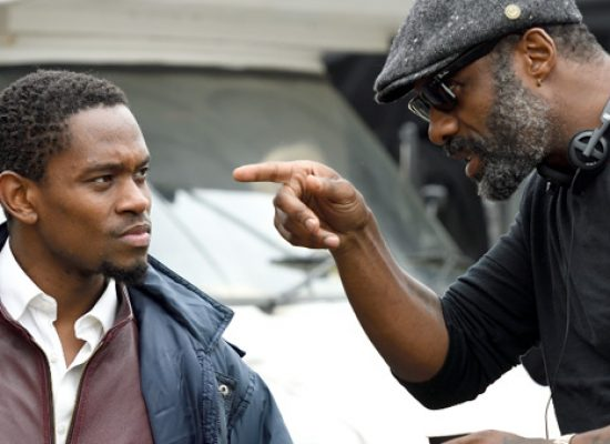 Aml Ameen movie Yardie goes into production