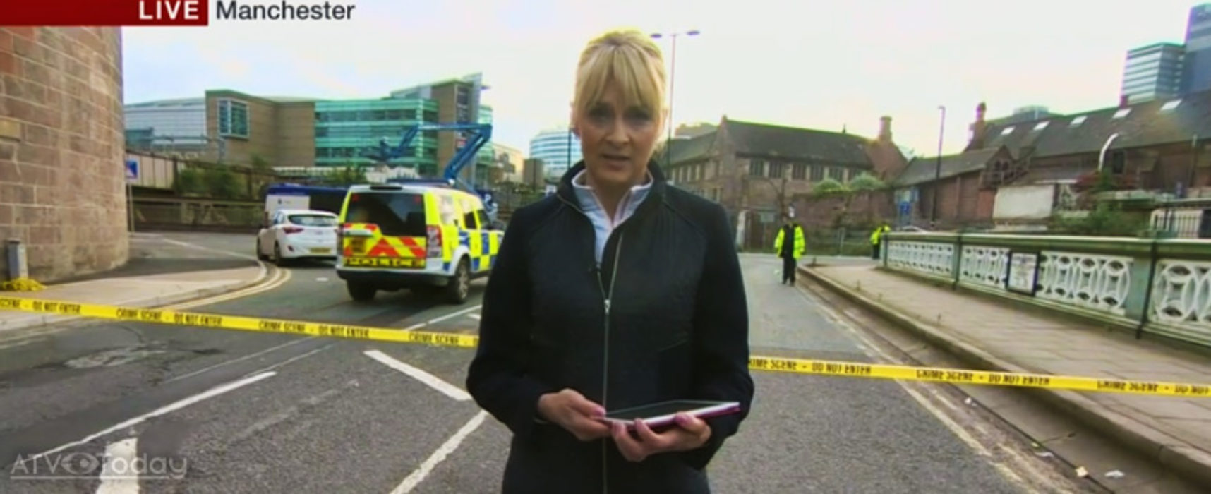 BBC and ITV amend schedules for Manchester Arena blast coverage