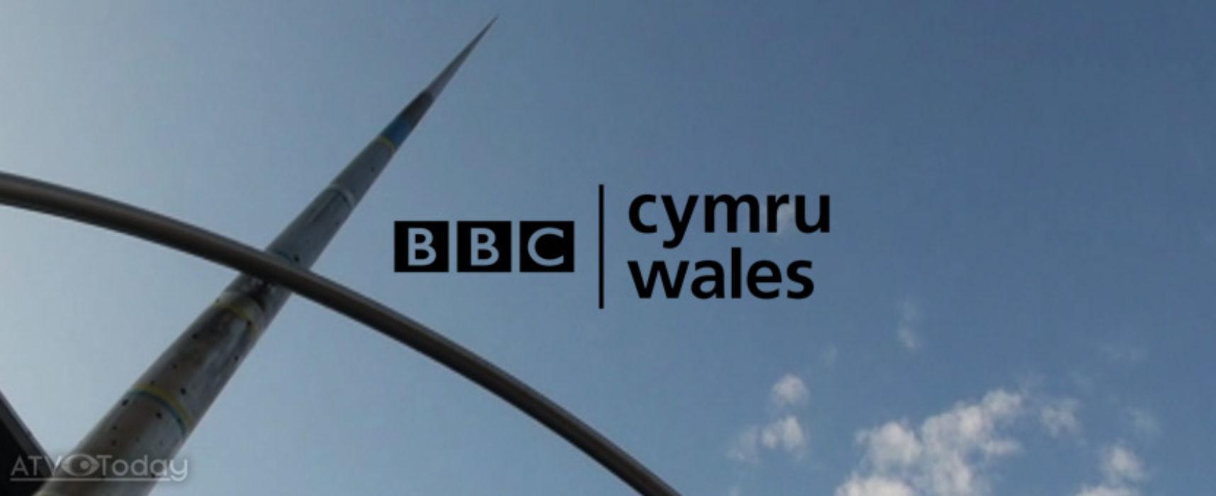 BBC News puts Wrexham centre stage