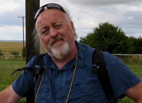 Bill Bailey takes on 100 mile trek for Stand up to Cancer