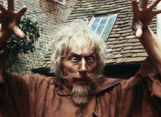 Catweazle actor Geoffrey Bayldon dies aged 93