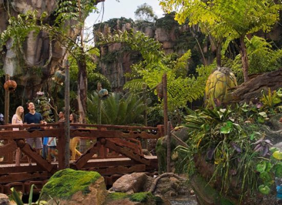 Video Special: James Cameron talks Disney's World of Avatar attraction