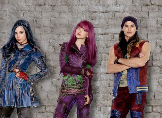 Disney release Descendants 2 trailer