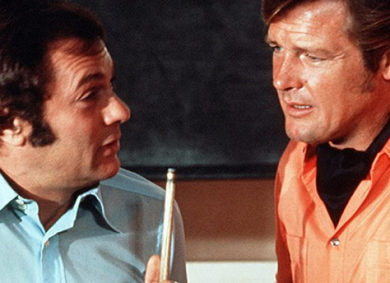 40th anniversary of The Persuaders!