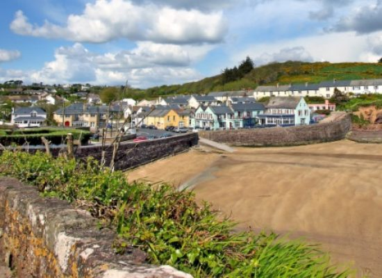 The real life location behind BBC Drama Redwater revealed