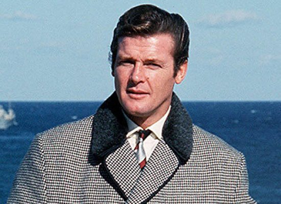 Roger Moore Up For Doctor Who and Sherlock Role