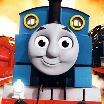 Celebrity dads kick off Thomas & Friends' 75th anniversary celebrations