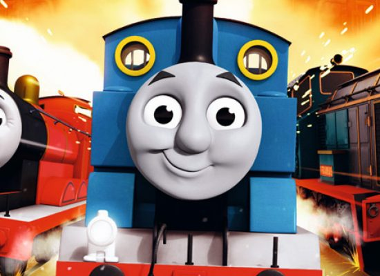 New look Thomas and Friends returns to Channel 5 next month