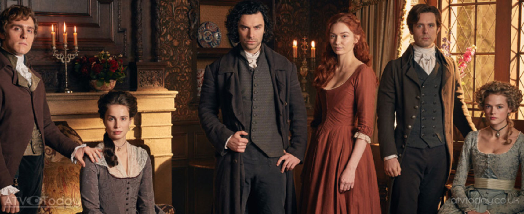 BBC One to make final visit to Ross Poldark