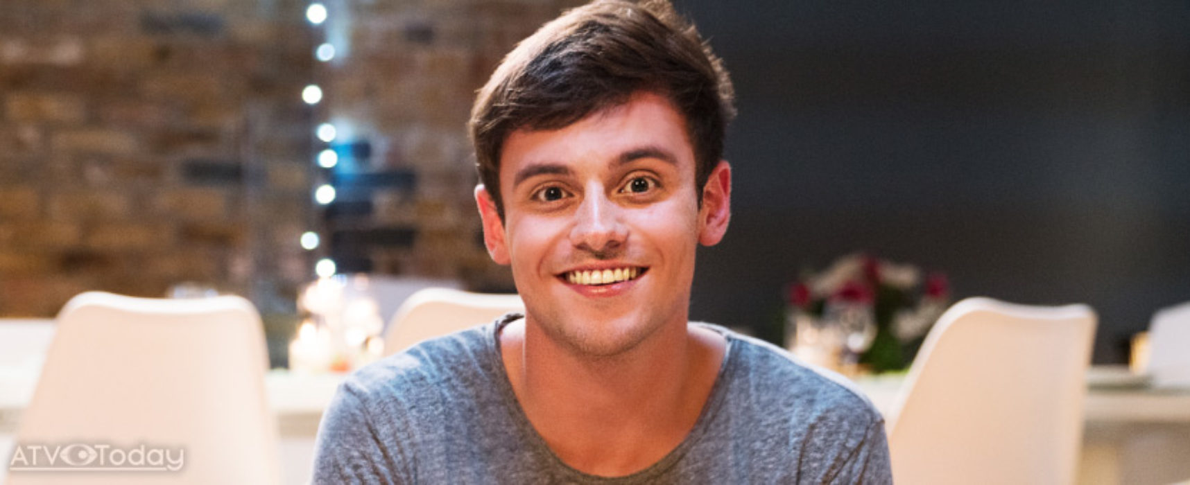 Tom Daley launches Blue Peter competition to design new Sport Badge