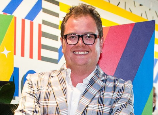 Alan Carr joins BBC Two's Interior Design Masters