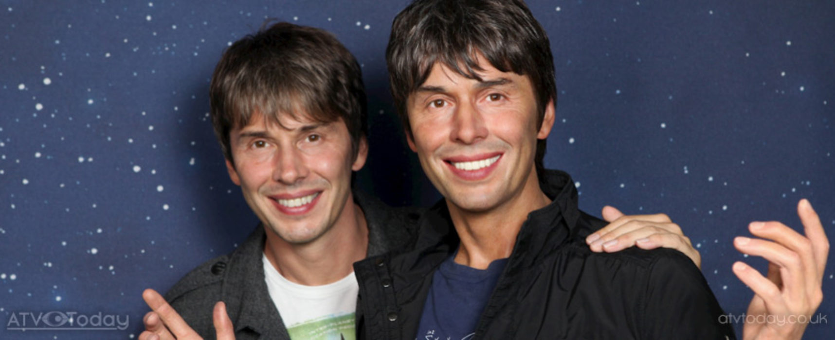 Professor Brian Cox gets waxwork and 3D hologram at Madame Tussauds Blackpool