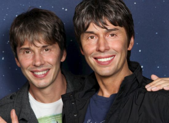Professor Brian Cox talks Madame Tussauds waxwork and hologram