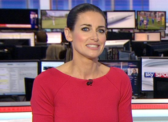 Kirsty Gallacher gets creative for summer of female footie