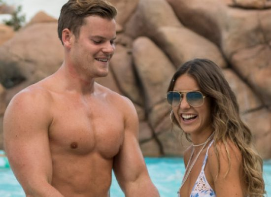 A quick chat with Louise Thompson and Ryan Libbey