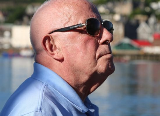 Richard Wilson to go on a Highland Odyssey with STV