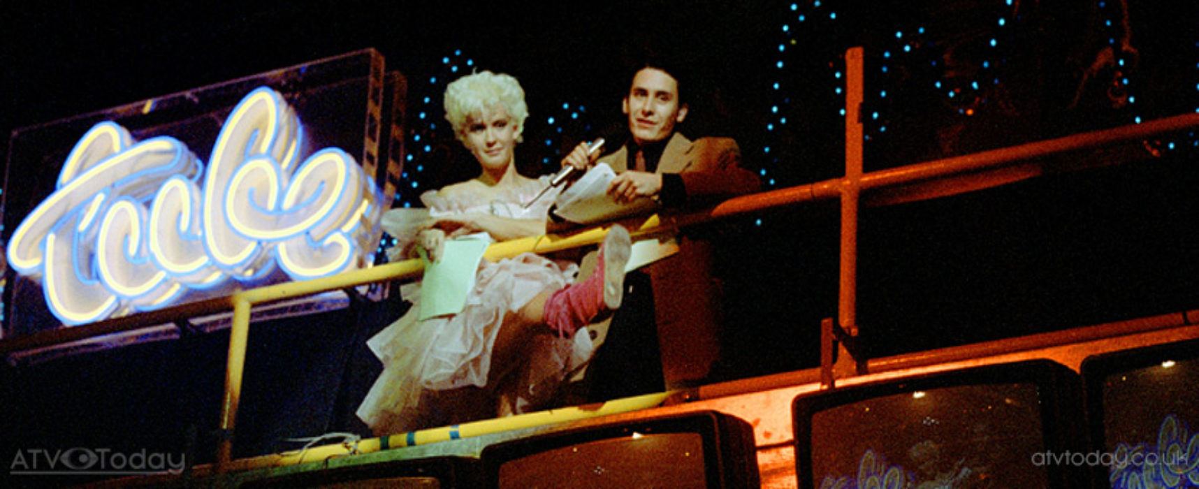 Top of the Pops and The Tube style music show for BBC One