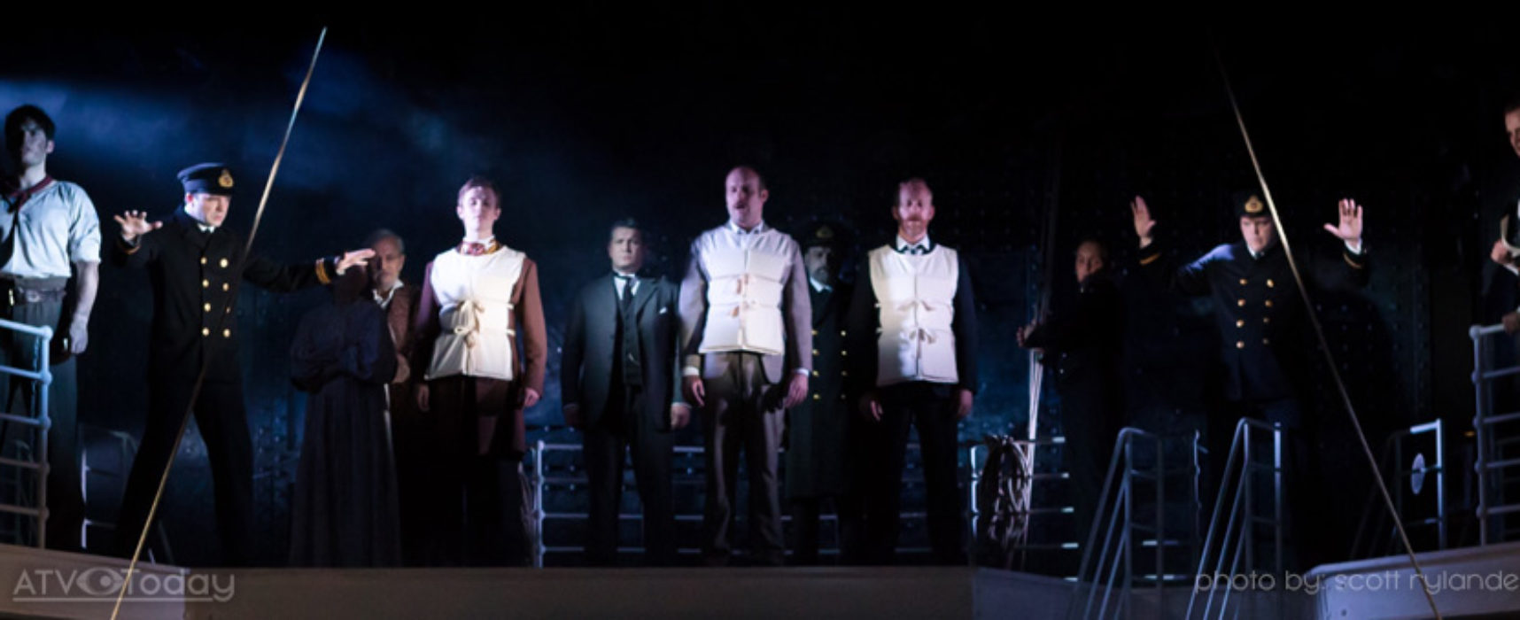 Titanic the Musical announces casting and new dates for International tour