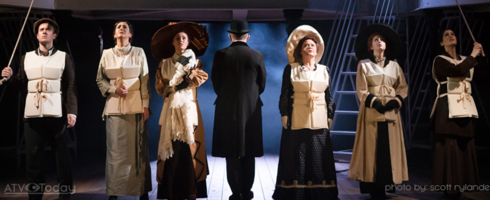 Cast announced for Titanic the Musical UK and Ireland tour
