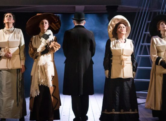 Telly Today: from the Titanic to The Snow Centre
