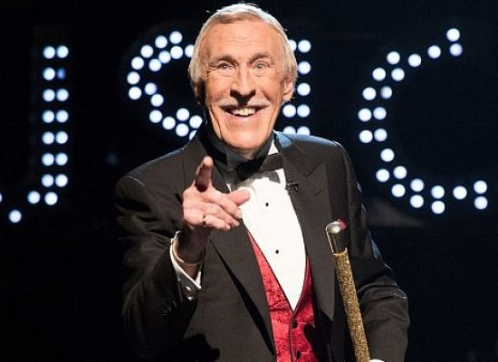 Remembering Sir Bruce Forsyth