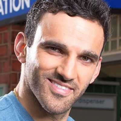 Davood Ghadami and Amar Adatia to depart EastEnders