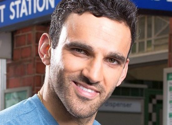 Davood Ghadami for Strictly Come Dancing 2017