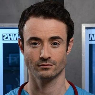Joe McFadden reprises Holby City role