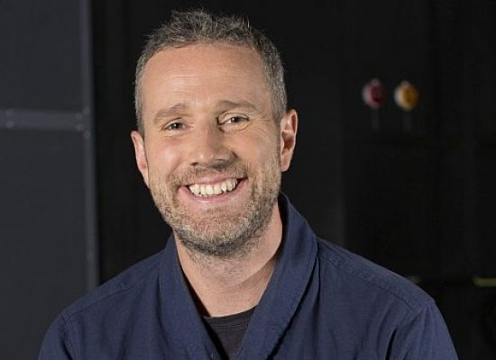 Max Rushden to host Carling In Off The Bar