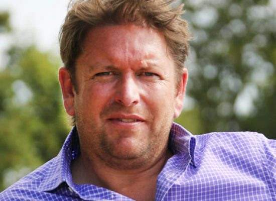 James Martin is back in the ITV kitchen every Saturday morning