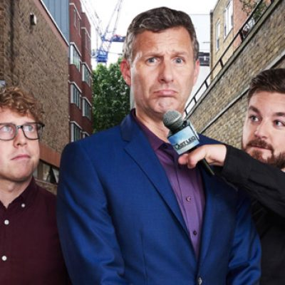 Adam Hills to front rugby documentary for Channel 4