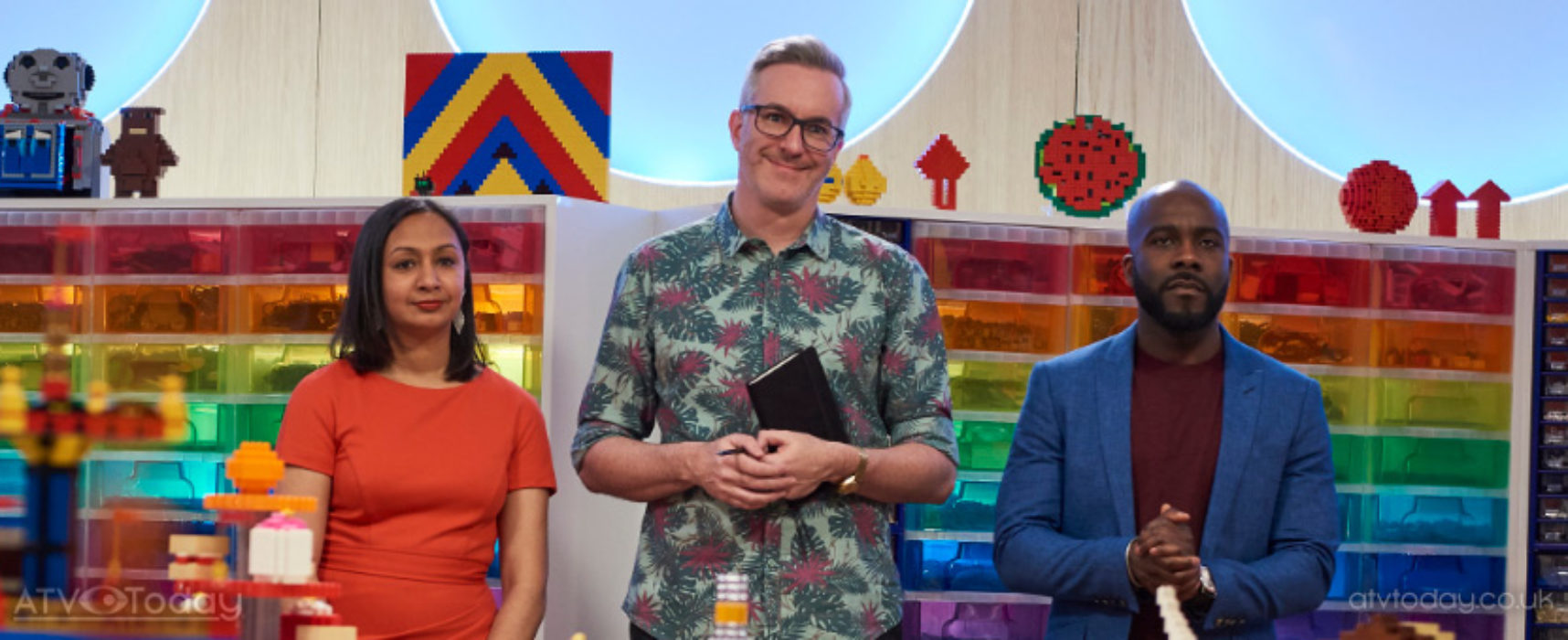 Telly Today: Golf, Lego and the West Midlands Ambulance Service
