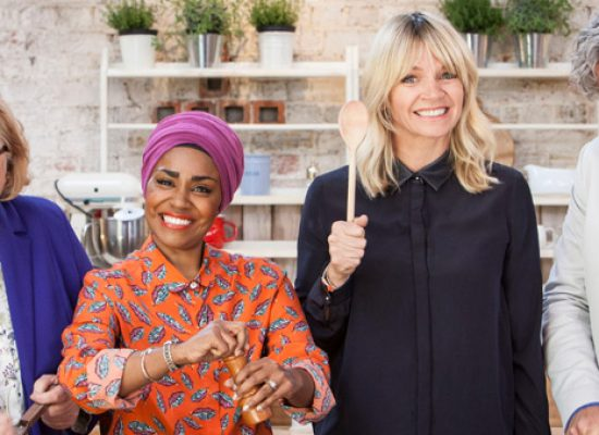 The Big Family Cooking Showdown begins on BBC Two