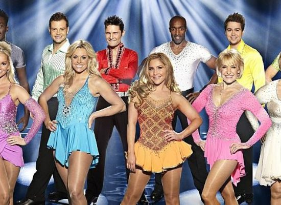 Dancing on Ice Farewell 'toughest series'