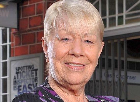Laila Morse on bankruptcy shame and EastEnders