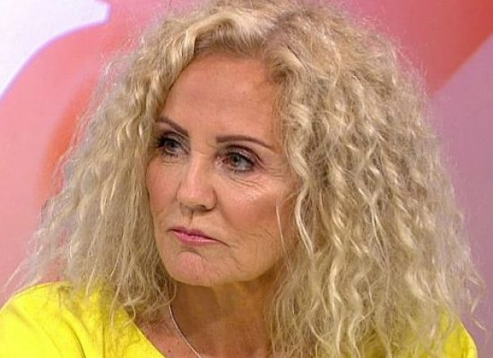 Katie Price and mum Amy talk terminal illness