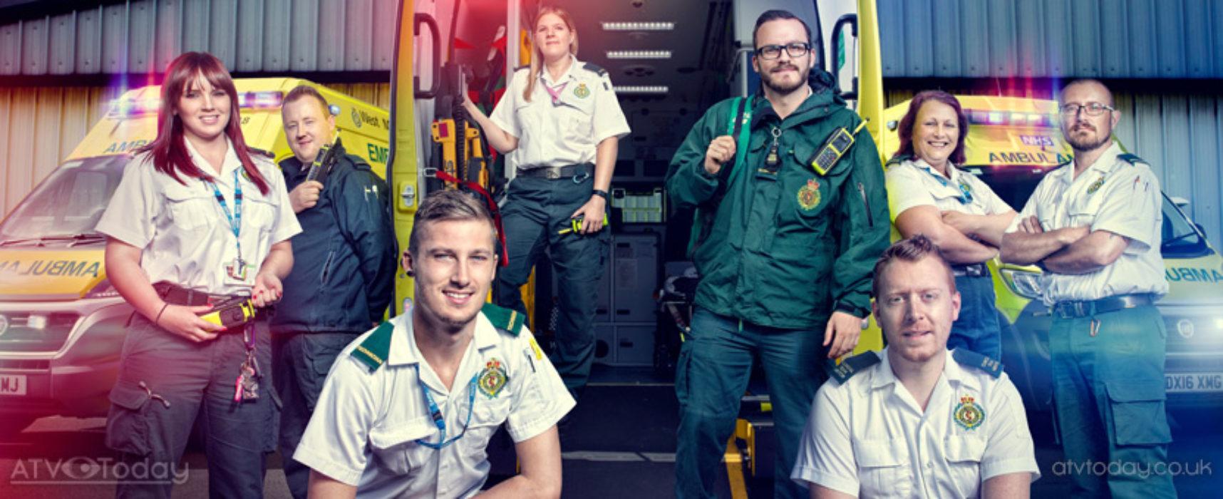 More Inside the Ambulance for UKTV