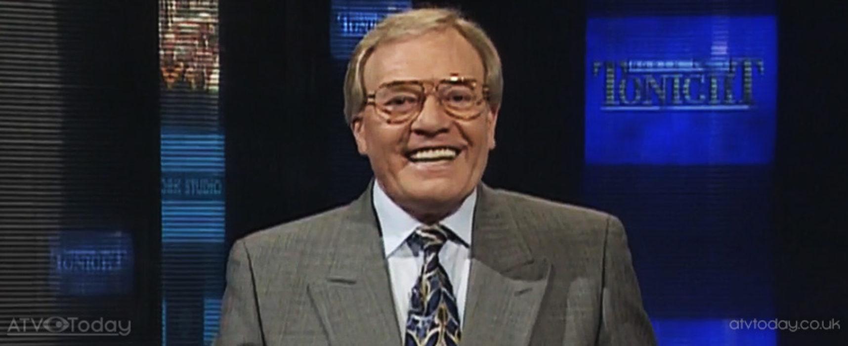 ITV and BBC presenter Mike Neville dies