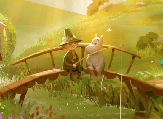 Rosamund Pike, Kate Winslet, Taron Egerton and Warwick Davis join Moomins reboot