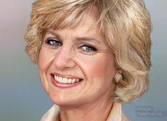 Telemundo reveal how Princess Diana would look aged 56