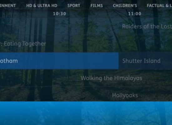 Sony extends catch up service for children's channels