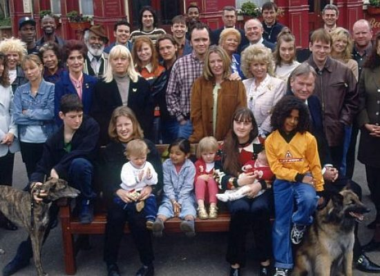 Poem adaption of old EastEnders episode for BBC Two